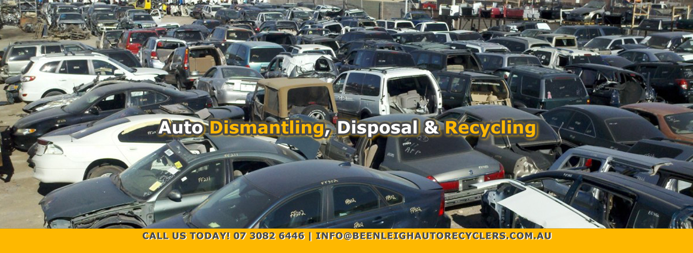 Auto Dismantling Disposal & Recycling